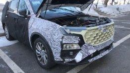 2021 में होगा Ford Endeavour का नया अवतार, तस्वीरें हुई लीक