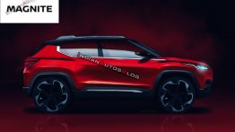 Exclusive: Nissan Magnite could be the upcoming Nissan sub-4 metre SUV