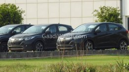 Busted: Honda HR-V (VW T-Roc rival) caught undisguised in India