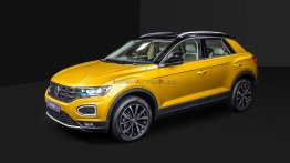 VW T-Roc India launch: Price, Brochure, Features & Specs