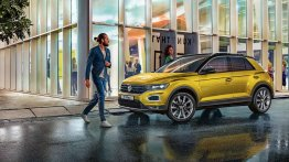 VW T-Roc launched in India, priced at INR 19.99 lakh