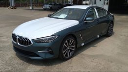 BMW 8 Series Gran Coupe spied in India for the first time