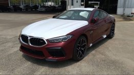 BMW M8 Coupe starts reaching dealerships, could be launched soon