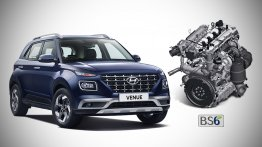 Hyundai Venue 1.5 diesel BS6 launched in India - Specs & prices inside