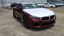 डीलरशिप पर आनी शुरू हुई BMW M8 Coupe, जल्द होगी भारत में लॉन्च