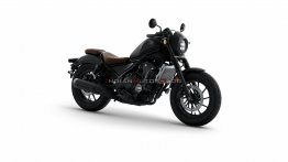 Honda Rebel 500 Bobber Supreme Edition launched in Thailand; regular version India-bound