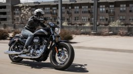 2020 Harley-Davidson 1200 Custom BS6 receives a price hike - IAB Report