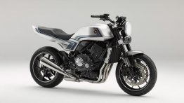 Honda CB-F concept litre-class retro bike revealed