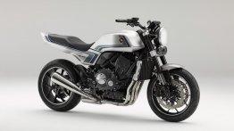 Honda CB-F concept litre-class retro bike revealed