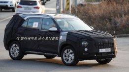 7 सीटों वाली Hyundai Creta हो रही है अपडेट, पहली बार दिखी तस्वीरें