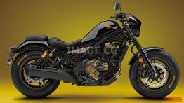 India-bound Honda Rebel cruiser could get an 1100 cc version - Report