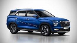 Hyundai Creta लेगी 7-सीटर अवतार, डिजाइन और फीचर डिटेल