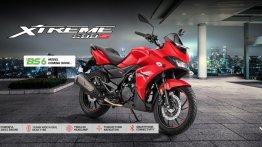 Hero Xtreme 200S बीएस6 की पूष्टि, मई में होगी भारत में लॉन्च