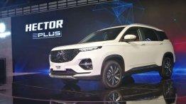 MG Motors ने Hector Plus के लिए की पूष्टी, जून में होगी लॉन्च