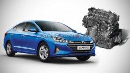 नई Hyundai Elantra का नया डीज़ल इंजन, स्पेक्स और वेरिएंट