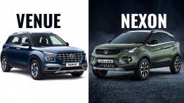 Hyundai Venue बनाम Tata Nexon: कौन किस पर भारी?