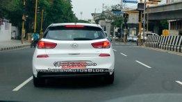 टेस्टिंग के दौरान दिखी नई Hyundai i30, भारत में हो सकती है लॉन्च