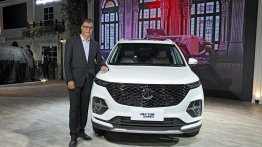 Scoop: MG Hector Plus to be launched only as a six-seater, pre-bookings open
