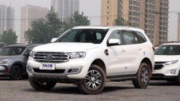 Ford Endeavour getting a 2.3-litre petrol engine internationally - IAB Report