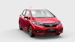 नई Honda Jazz (फेसलिफ्ट) को मिलेगा केवल पेट्रोल इंजन