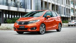 2020 Honda Jazz facelift won't be available with a diesel engine - Report