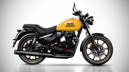 Royal Enfield Meteor 350 to be launched in June - Report