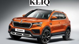 Skoda Kliq could be the production Skoda Vision IN small SUV - IAB Report