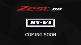 TVS Scooty Zest 110 BS6 teased, to be launched soon