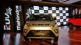 Mahindra ने लॉन्च की नई KUV100 NXT, प्राइस 5.54 लाख से शुरू