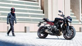 2020 Triumph Street Triple R India launch next week, DETAILS INSIDE