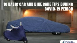 10 Basic Car And Bike Care Tips During COVID-19 Period*