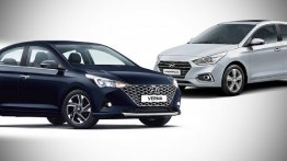 2020 Hyundai Verna बनाम 2017 Hyundai Verna: कौन कितना बेहतर?