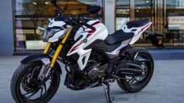 Haojue DR300 (Suzuki GSX-S300) finally set to go on sale in China - Report