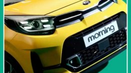 New Kia Picanto facelift leaked, to be officially revealed soon - Report