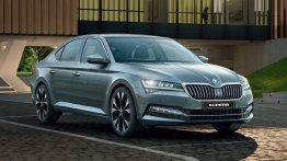 2020 Skoda Superb facelift pre-bookings open - IAB Report