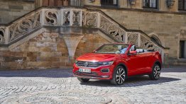 VW T-Roc Cabriolet launched in Germany, priced from INR 23 lakh