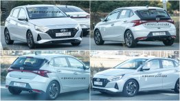 Clearest 2020 Hyundai i20 real-life shots from the streets emerge