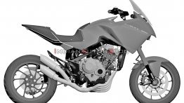 All-new Honda middleweight ADV leaked via patent images - IAB Report