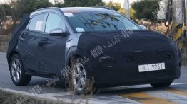 New Hyundai Kona facelift spied ahead of launch this year