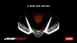 Aprilia RS 660 preliminary brochure revealed - IAB Report