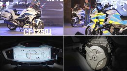 CFMoto CF1250J unveiled, is the most powerful Chinese motorcycle - IAB Report