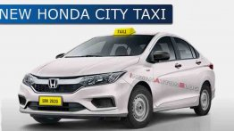 Old Honda City to continue being sold alongside next-gen model, but not as a taxi - IAB Report