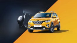 Renault Triber AMT launched, priced from INR 6.18 lakh - IAB Report