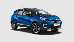 2021 Renault Captur facelift interior and rear end revealed - IAB Report