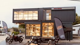 Royal Enfield opens a mobile dealership in Thailand - IAB Report