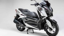 Yamaha X-Max 300 maxi-scooter (Honda Forza 300 rival) gets Roma Edition - IAB Report