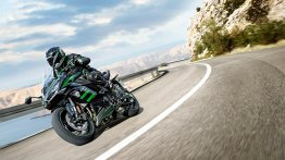 2021 Kawasaki Ninja 1000SX launched, priced at INR 10.79 lakh - IAB Report
