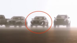 Nissan Magnite front end, profile and name teased in a video - IAB Report