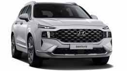 Hyundai Santa Fe facelift revealed, but Hyundai Palisade more likely for India [Video]