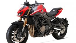 Benelli's new sister brand QJ unveils SRK 600 middleweight bike - IAB Report